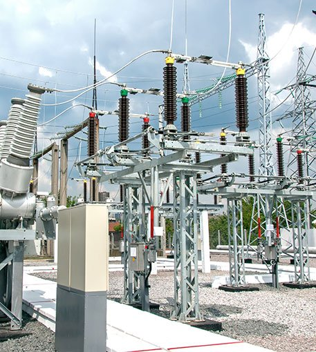 outside electrical units